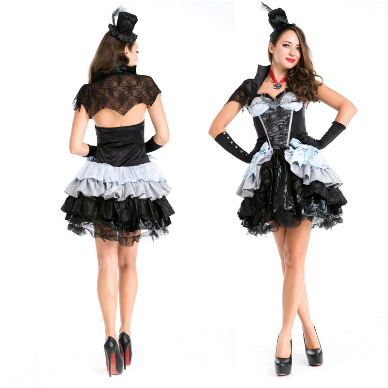 Taxi Dancer Cosplay Women Costumer Dress Sexy Game Uniforms Outfit New Product