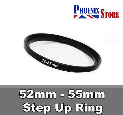 Wholesale 10pcs 49mm to 55mm 49-55 Lens Stepping Step Up Filter Ring Adapter