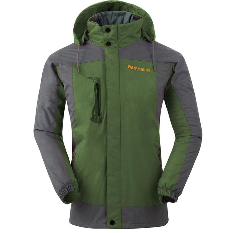 Mens Winter Waterproof Jackets