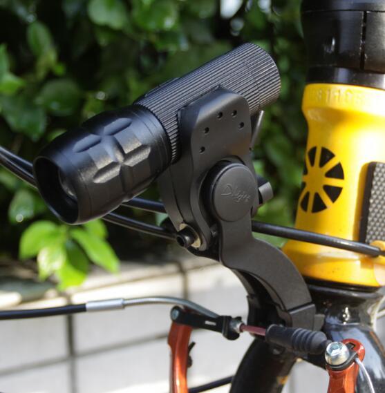 Bicycle Bike Cycling Handle,Bar Lamp Bracket Holder Extender Mount Extension HV