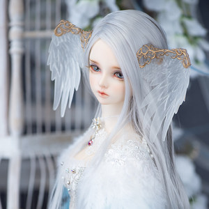 Image 5 - New Arrival Feeple60 Rendia Doll BJD 1/3 Fantastic Female Designers Wind of Hope Fairies Toys For Girls Unique Gift Fairyland