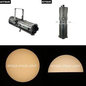 10 lotto Theater foto apparecchi di illuminazione in studio 200 w profilo zoom spot 300 w led ellissoide zoom profilo di luce