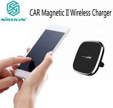 Nillkin車磁気iiワイヤレス充電器aモデル一般チー標準の携帯電話カーホルダーワイヤレス充電