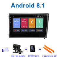 Android 8.1 Car DVD Player GPS for Volvo S60 V70 XC70 2000 2001 2002 2003 2004 with wifi