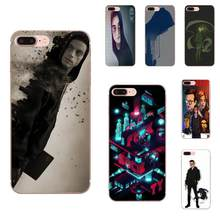 Voor Galaxy Alpha Core Note 2 3 4 S2 A10 A20 A20E A30 A40 A50 A60 A70 M10 M20 M30 telefoon Case Silicone Fantasy Mr Robot Fan Art(China)