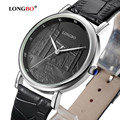 Longbo children hot fashion casual brand military quartz men girls watch waterproof student luxury leather strap watches relogio