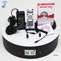 MT380WSL120H электрический поворотный фотография проигрыватель ИК + WIFI Затвора Камеры фотостудия принадлежности Открыть интерфейс управления