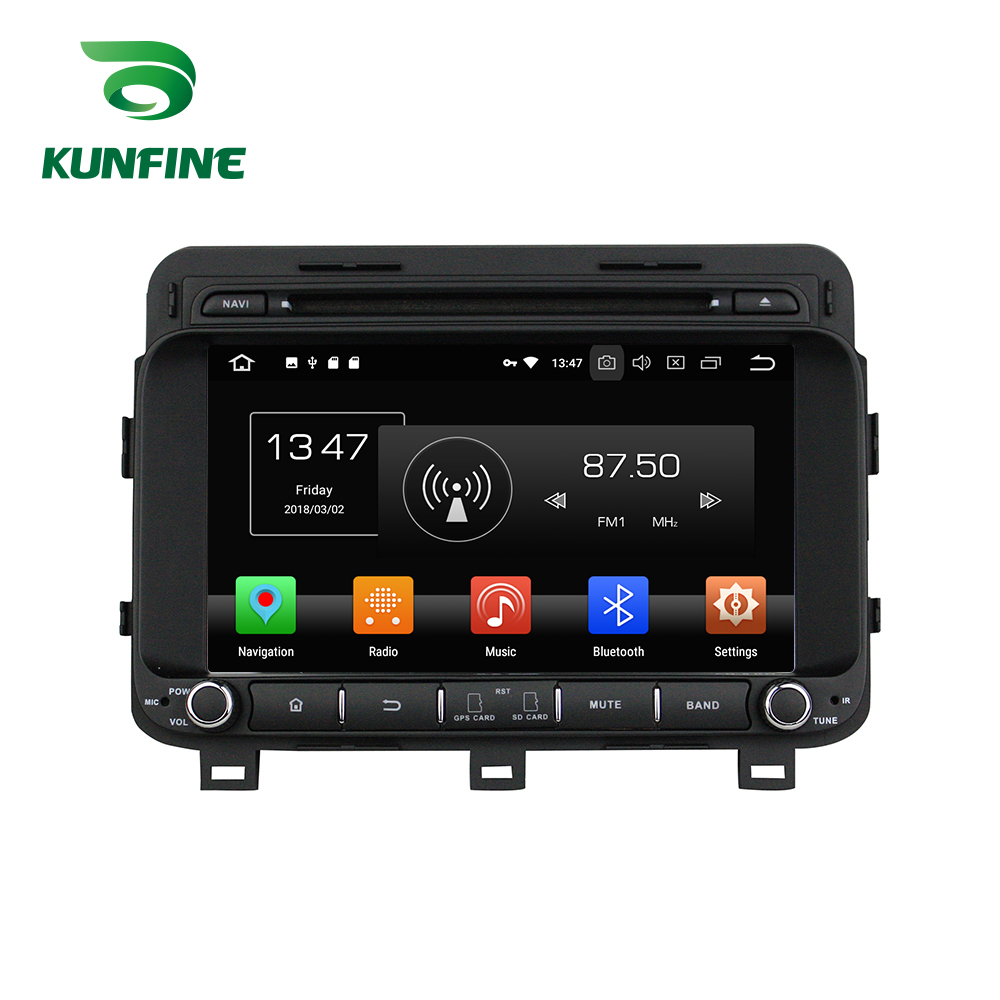 4 gb RAM Octa Núcleo Android 8.0 Car DVD GPS Navigation Multimedia Player Do Carro de Som para Kia Optima K5 2014 raido rádio Wi-fi
