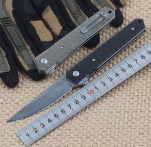 OEM Kwaiken VG-10 Steel Blade Tactical Folding Knife Camping Knives Rescue Outdoor Collect Surivival knife Edc tool