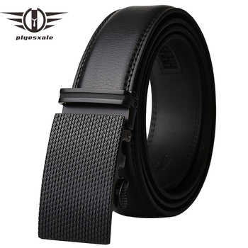 Belts Cummerbunds 2019 Luxury Designer Belts Men High Quality Genuine Leather Belt Male Automatic Buckle Fashion Waistband B38 - DISCOUNT ITEM  39% OFF All Category