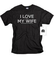EnjoytheSpirit 바이커 셔츠 남편 좋아요 제 아내 해주죠