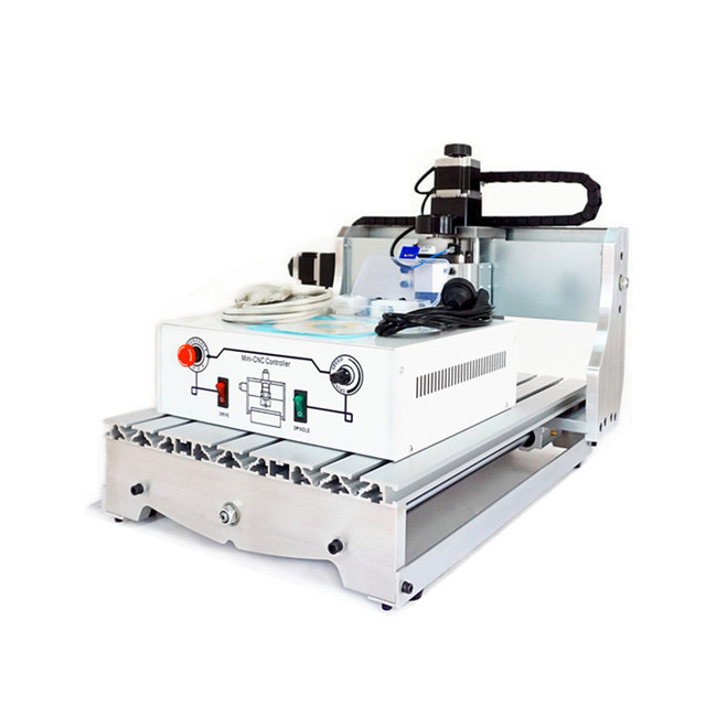CNC wood carver 4030 Z-D300 4axis cnc router engraving machine with USB-100 External USB adapter