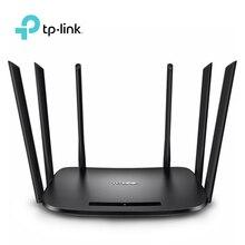 Kablosuz Wifi Router Tp-Link WDR7400 6 Anten 2.4 ghz ve 5 ghz 80ac 17502.11 mbps Tekrarlayıcı Okçu C7 Soho Router TP LINK TL-WDR7400