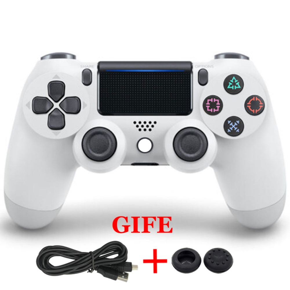 Wireless Game controller for Sony Playstation 4 PS4 Controller Dual Shock Vibration Joystick Gamepads for PlayStation 4 Console стоимость