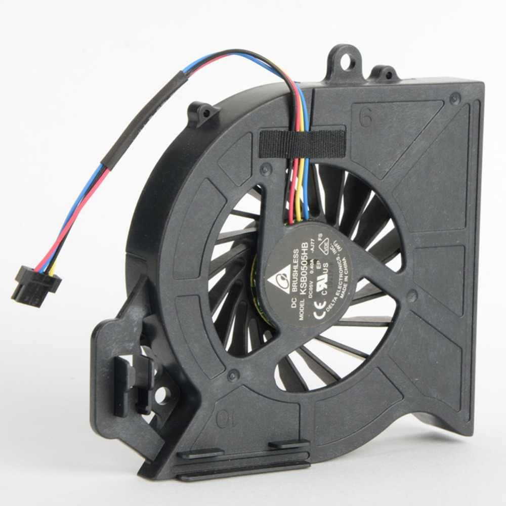 Komputer Notebook Pengganti CPU Kipas Pendingin Cocok untuk HP DV6-6000 DV6-6050 DV6-6090 DV6-6100 Hot Sale Laptop Cooler Fan