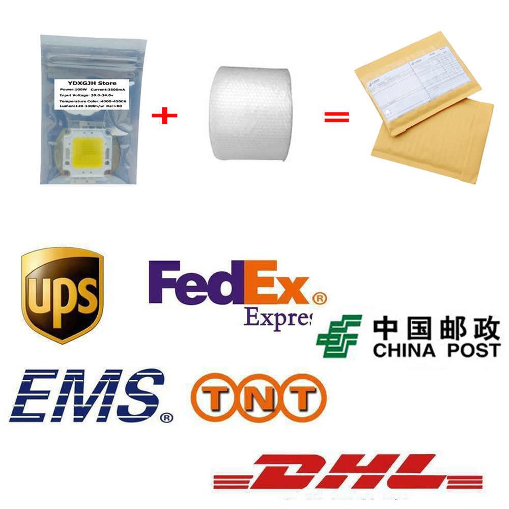 Luz de alta potencia UV púrpura LED 3W 5W 10W 20W 30W 50W 100 W para 395nm UVA UVB, cuentas de iluminación 1 3 5 10 20 30 50 100 vatios matriz 3D