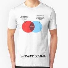 98699eeac Fashion Cool Men T shirt Women Funny tshirt Cecilia Venn Diagram Customized  Printed T-Shirt
