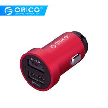 ORICO Mini Car Charger Dual USB Mobile Phone Charge