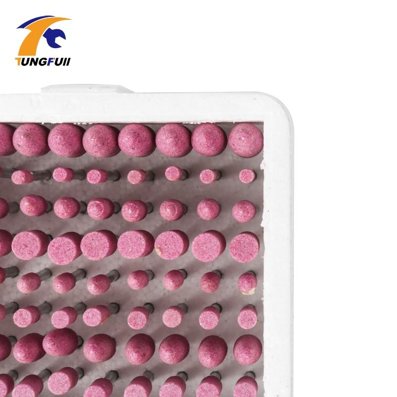 Zestaw wierteł Tungfull 100 sztuk / pudełko Assorted Ceramiczne - Akcesoria do elektronarzędzi - Zdjęcie 4