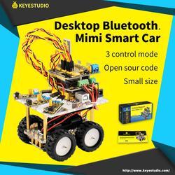 Keyestudio Desktop  Bluetooth Smart Robot Car Kit for Arduino Robot Education Programming+3Projects+User Manual+PDF(online)