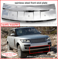 Range Rover Vogue 2013 2014 2015 2016 Front Bumper Front Skid Plate 1 Piece Best 304