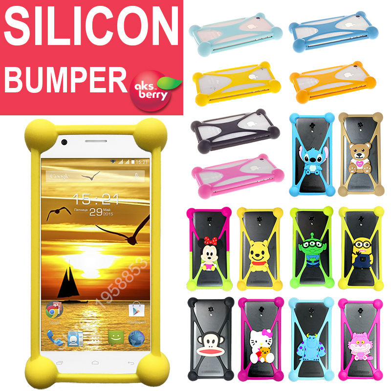 for Oppo Neo Joy 7 5 3 5s Plus A11w Soft Silicone Rubber Bumper Cushion Case Cover Protector