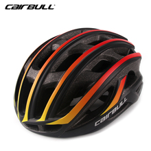 CAIRBULL Bicycle Helmets Men Women Ultralight Cycling Helmet Safety Reflective Integrally Molded Mountain Road Bike MTB Helmets