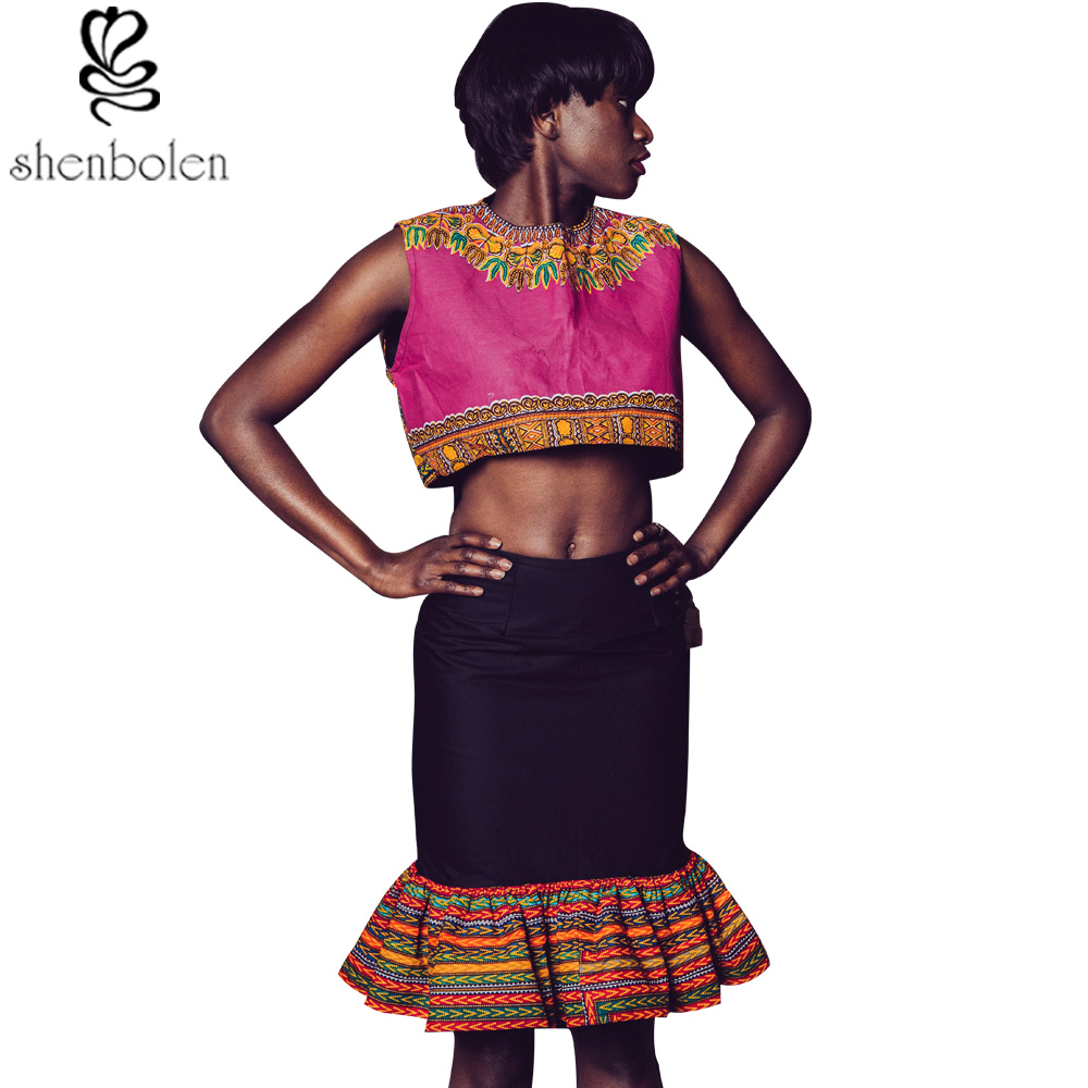 Compare Prices on African Skirts and Top 2016- Online Shopping/Buy ...