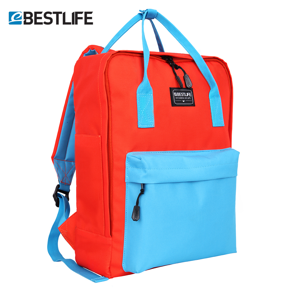 BESTLIFE School Bags For Teenage Girls Junior Student Satchel Bags 14.1