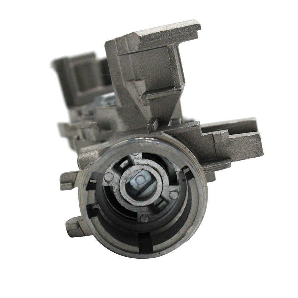 Автомобильный Стайлинг переключатель зажигания замок баррель стартовый ключ Подходит для Audi A3 сиденье Фольксваген Кадди-кар Tiguan Touran