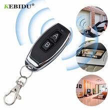 KEBIDU Universal 433Mhz Wireless Remote Control Switch AC 220v 110V 120V Relay Receiver Module RF Remote Control Wholesales