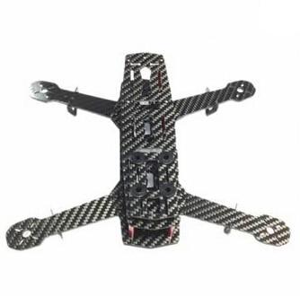 Бесплатная доставка 2015new h250 zmr250 250 мм углеродного Волокно Мини Quadcopter MultiCopter Рамки комплект