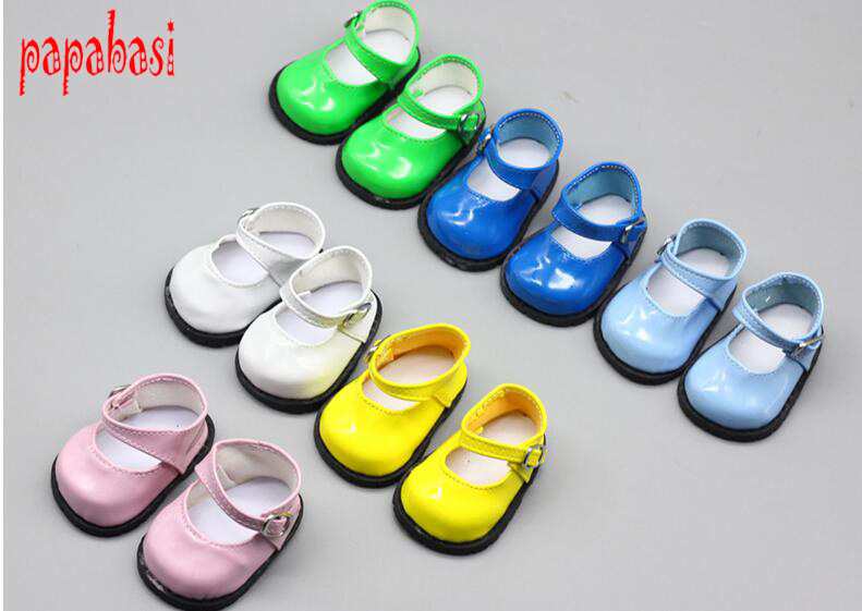 6colors Dolls baby born Shoes pu leather for girls suitable 43 cm Zapf dolls baby born Intimate girl accessories gift