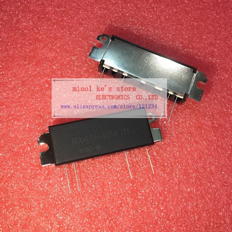 ra45h4047m - RA45H4047M-101 RA45H4047M  ,NEW ORIGINAL~  [ RF MOSFET MODULE,For MOBILE RADIO ]