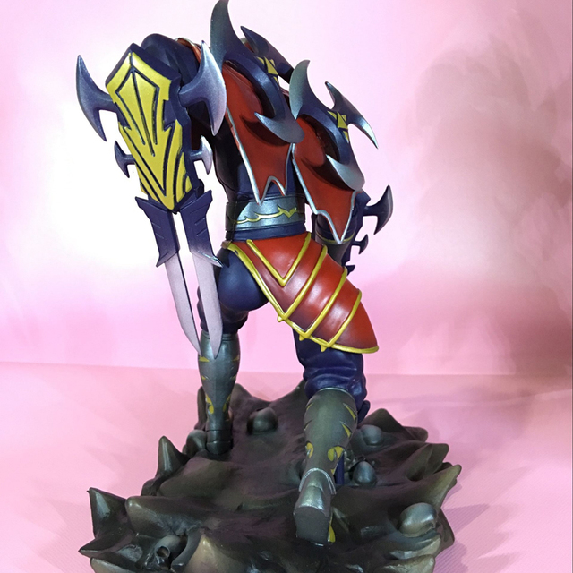LOL League of Legends figure Action Game ZED Character Model Toy action 3D Game Heros anime party Gift 2