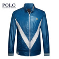 Royal Queen's Polo Team brand 2017 spring autumn new fashion men's casual jackets collar jacket waterproof jacket men male