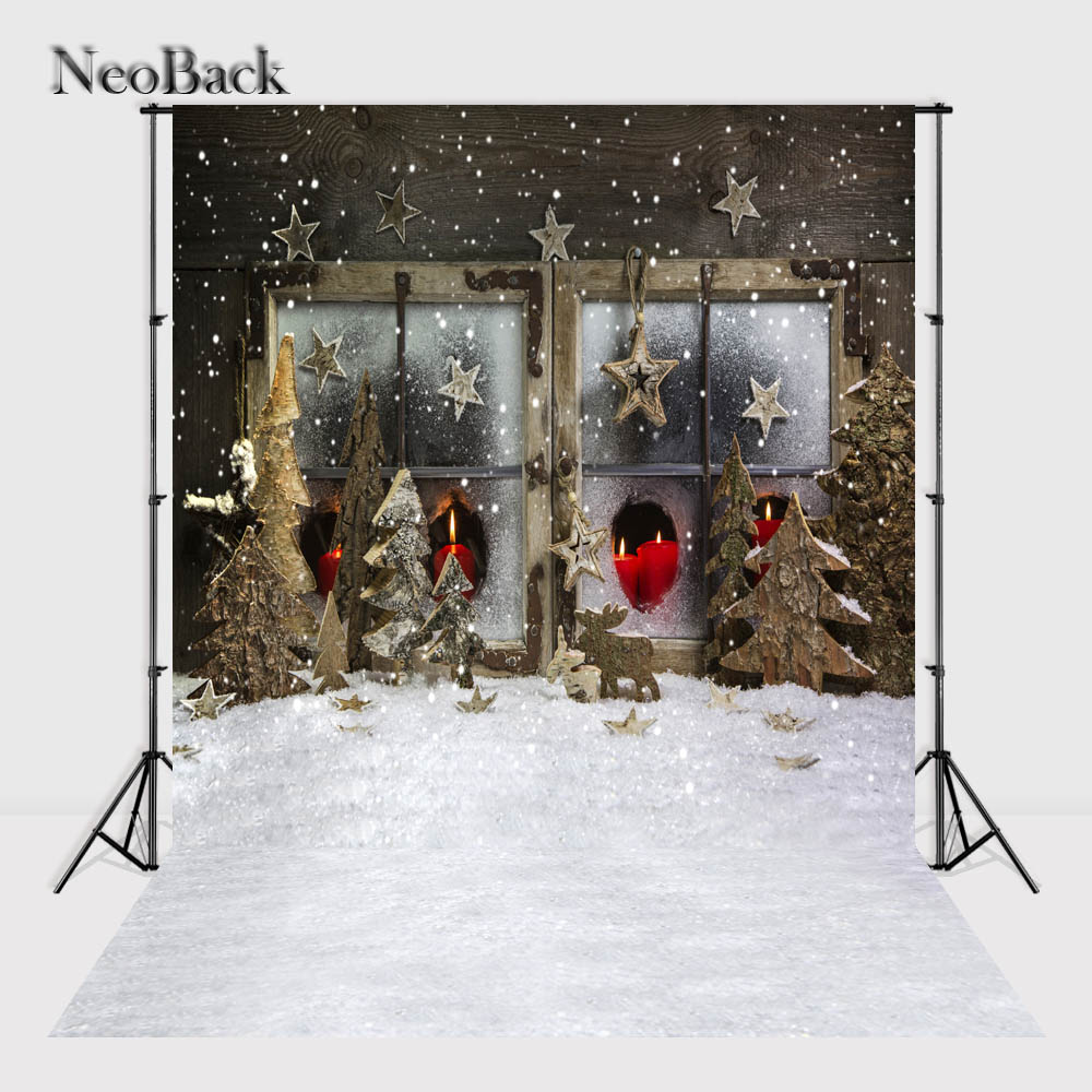 NeoBack 3x5ft 7X5ft vinyl photography backdrops printed Christmas newborn baby background for photo studio1041 shengyongbao 300cm 200cm vinyl custom photography backdrops brick wall theme photo studio props photography background brw 12