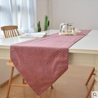 Eurrope Style Table Runner Cotton Wedding Table Decor Fabric Coffee Cabinet Cover Cloth For Bar Or Hotel