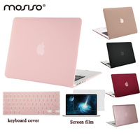 MOSISO Mac 3 In 1 Air 13 Inch Plastic Hard Case Cover For Macbook Air 13