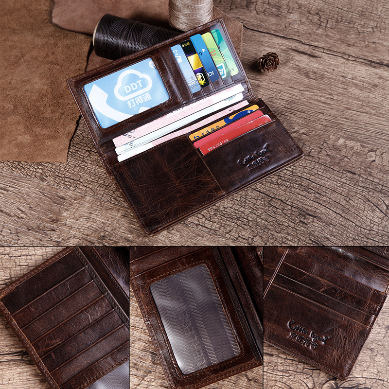 Cobbler Legend Business Men's Wallet Men's Wallets