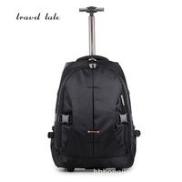 Travel Tale Different Sizes Five Kinds Of Color Fashion Men Woman Casual Nylon Rolling Luggage Travel
