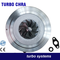 GT1749V turbocharger Turbine core CHRA turbo rebuild kit cartridge 787556 787556-5017S for Ford Transit 2.2 TDCi BK3Q-6K682-CB