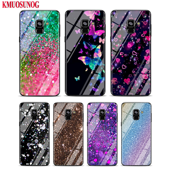 Black Silicone Case for Samsung A9 A7 2018 Cover for Samsung Galaxy A8 A6 Plus A5 A3 Star 2017 2016 Not Glass Cover Style 154KK black silicone cover cute girlfriend bff for samsung galaxy a8s a9 a7 2018 a8 a6 plus a5 a3 star 2018 2017 phone case