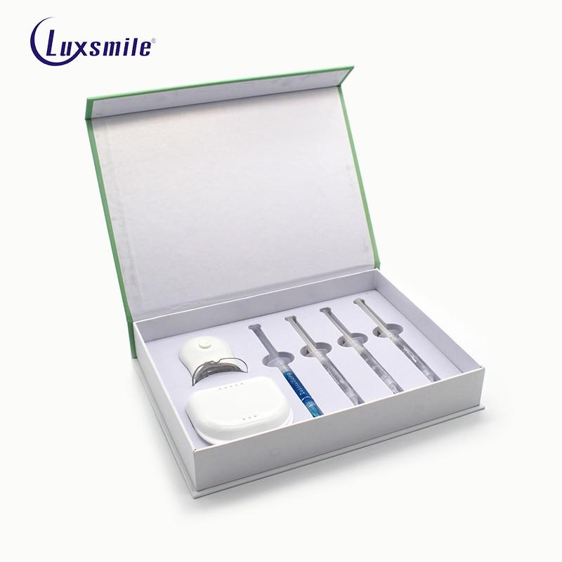 Luxsmile Tooth Whitening Kit 44% Peroksida Perawatan Gigi Kebersihan - Kebersihan mulut
