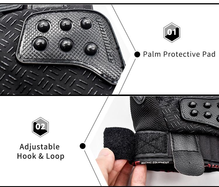 moto gloves 29