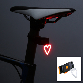 Multi Lighting Modes, Bicycle Light, USB Charge Led Bike Light Flash Tail Rear 10