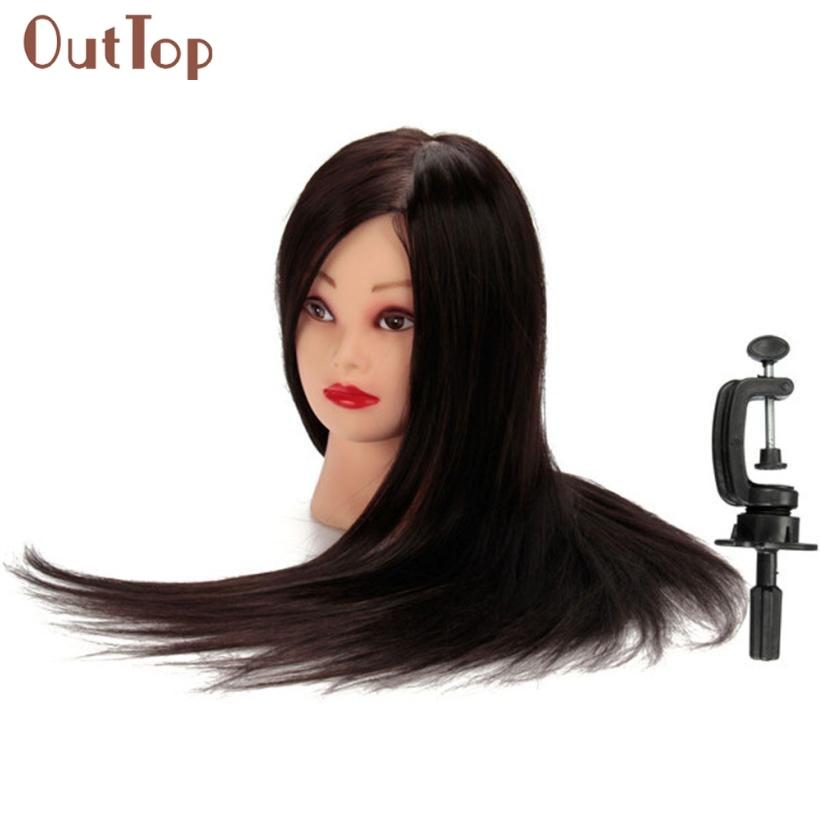 ФОТО Beauty Girl Hot New Fashion Hair Training Practice Top Model Doll Beauty & Clip Oct 24
