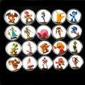 20 шт. коллекция монет карты Amiibo Super Smash Bros Настройка данных Ntag215 NFC тег стикер Печатный NS переключатель Wiiu Быстрая доставка