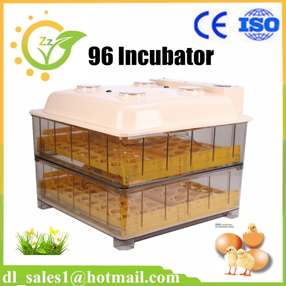 Brand New Digital Fully Automatic 96 Eggs Incubator Eggs Turner for Chicken, Hens, Ducks купить