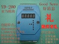 다중 채널/8 채널 ds18b20 온도 수집 모듈 알람 232/485 modbus 프로토콜 연결 가능 plc